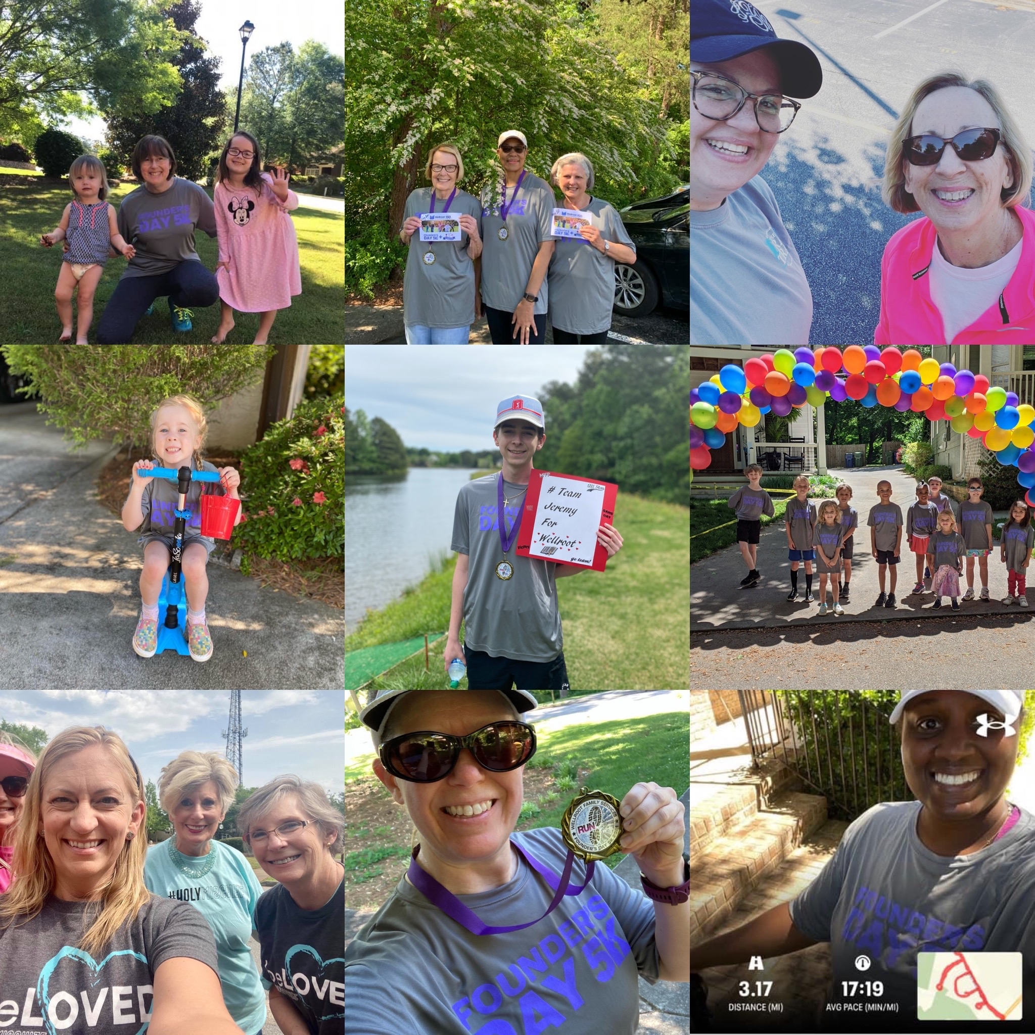 Individuals across Georgia raise over $47,000 for children in foster care!