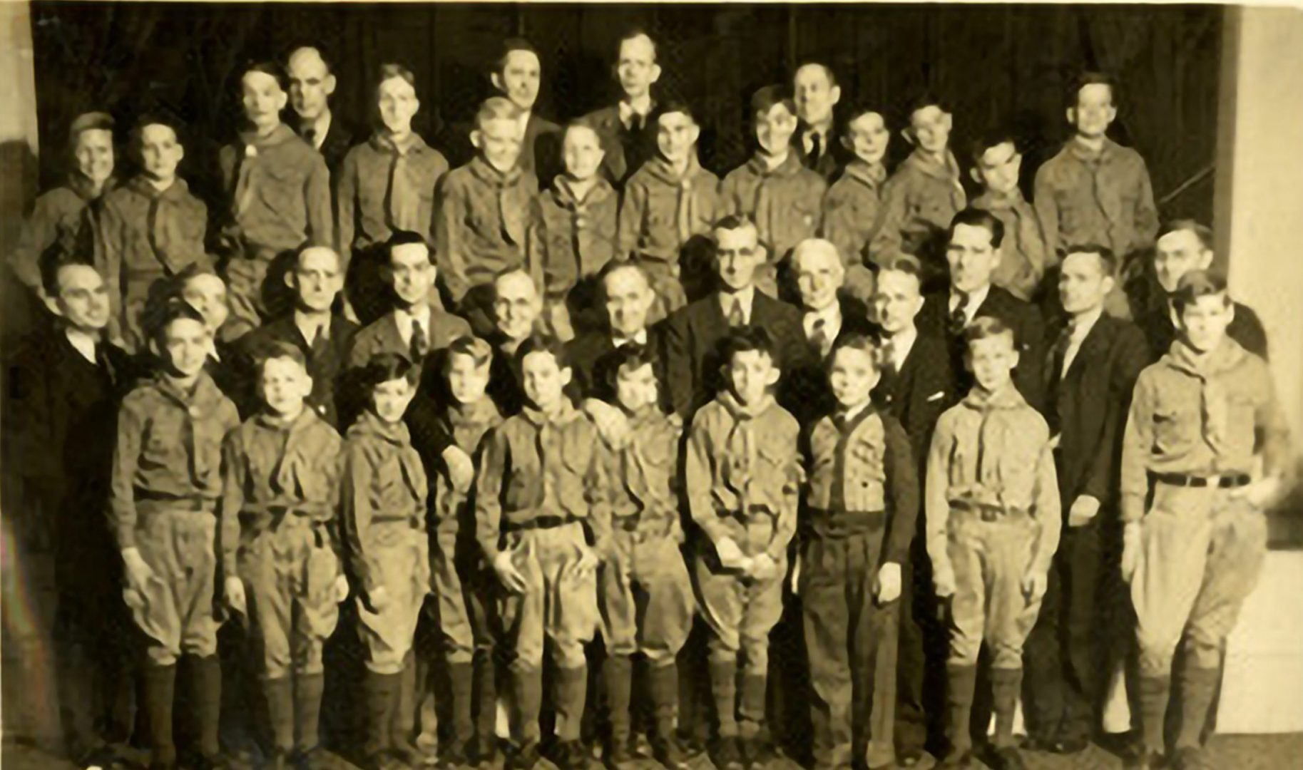From Orphanage to Home: 1934-1951